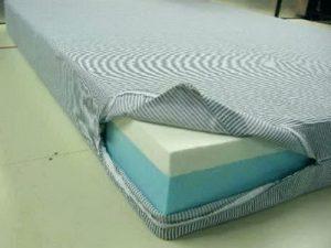 اسفنج تخت خواب